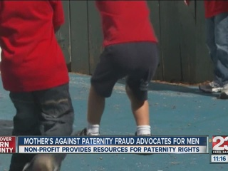 Women Against Paternity Fraud helping men