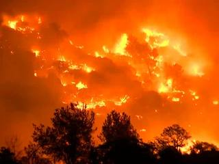 Live update on deadly Erskine fire