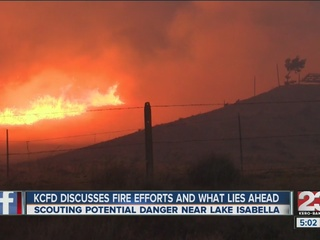 257 homes destroyed in Erskine Fire