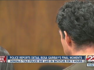 Garibay convicted of second degree murder