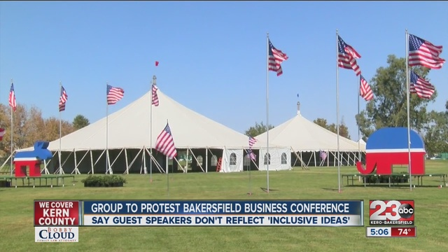 Local group to protest Bakersfield Business Conference & Local group to protest Bakersfield Business Conference - turnto23 ...