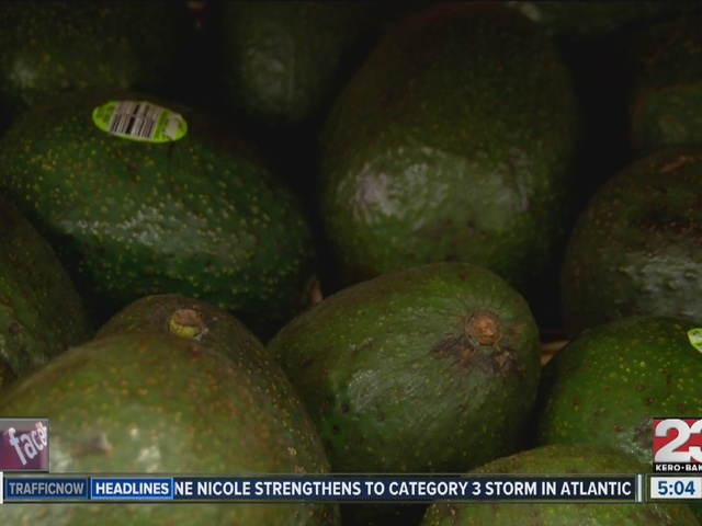 Avocado shortage pushes prices up