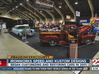 Made in Kern County: Ironworks Speed & Kustom