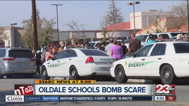KCSO investigating threat of explosive device at Standard Middle School