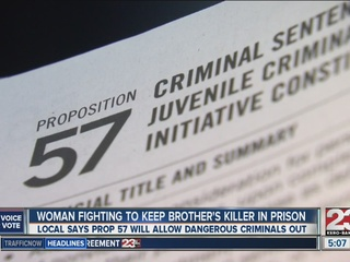Local woman fights to keep killer in prison