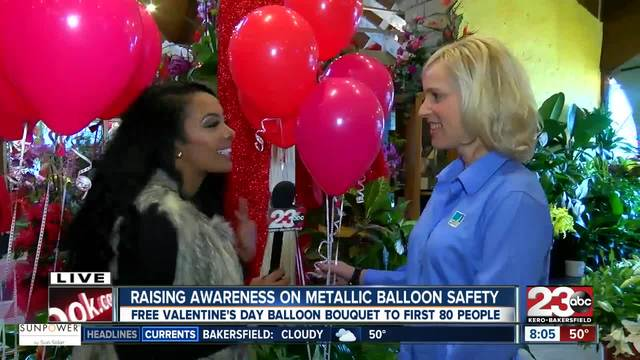 Free Valentine 39 S Day Balloon Bouquet To First 80 People
