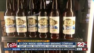 Made in Kern County: Kern River Brewing Company