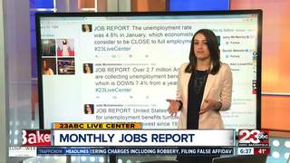 Thursday Job Report