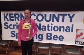 Kern County represented in National Spelling Bee