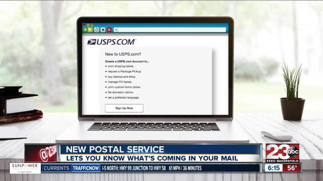 USPS' Informed Delivery allows recipients to preview their ...