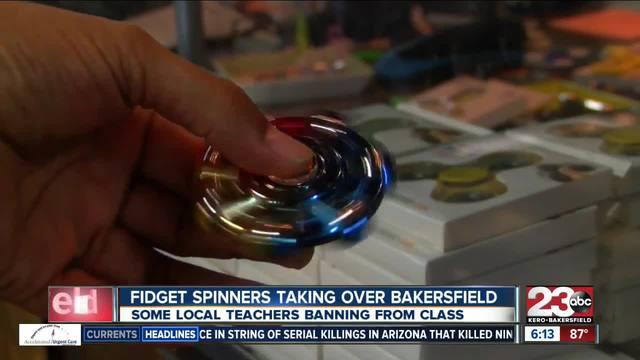 Fidget spinner bakersfield ca