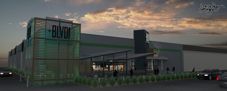 New Venue To Be Developed Near Rush Temblor Bakersfield
