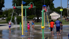 Spray parks open up Memorial Day weekend