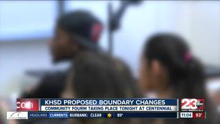 KHSD to discuss redrawing boundary lines