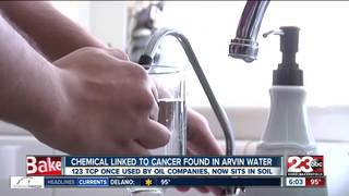 Chemical linked to cancer found in Arvin water