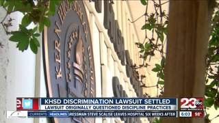 Kern HS District lawsuit reaches settlement
