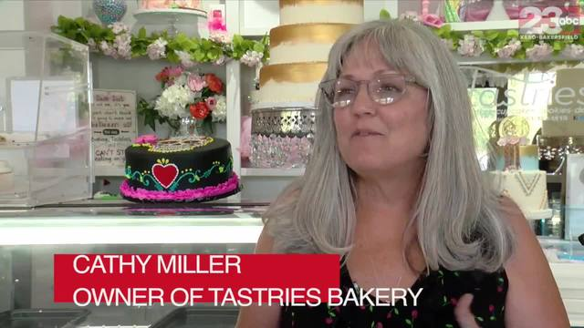 Tastries Bakery in Bakersfield under fire after reportedly refusing to…