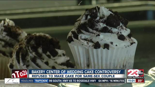 wedding cake bakeries bakersfield ca tastries bakery after reportedly refusing to 21790
