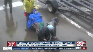 Bakersfield veterans heading to Houston