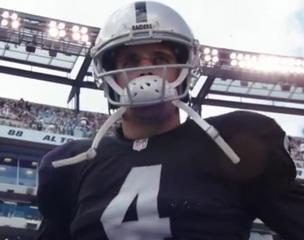 Raiders: Derek Carr nominated for award
