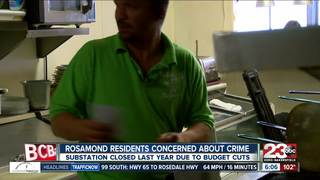 Rosamond locals concerned about crime