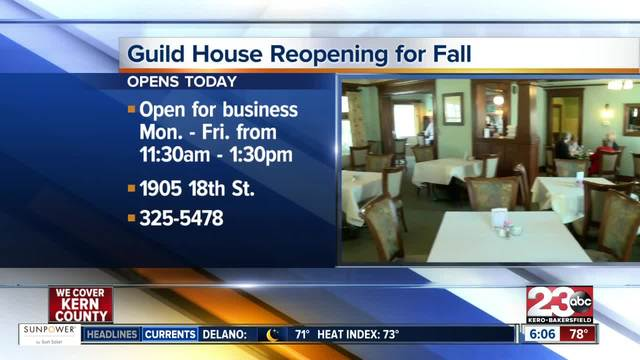 Guild house bakersfield pictures