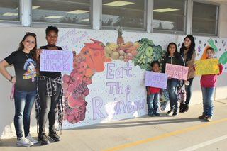 Local school recognized for healthy habits