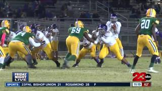 FNL varsity high school football week 8