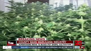 County discusses land use for marijuana industry