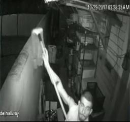 Nuestro Mexico Restaurant burglarized