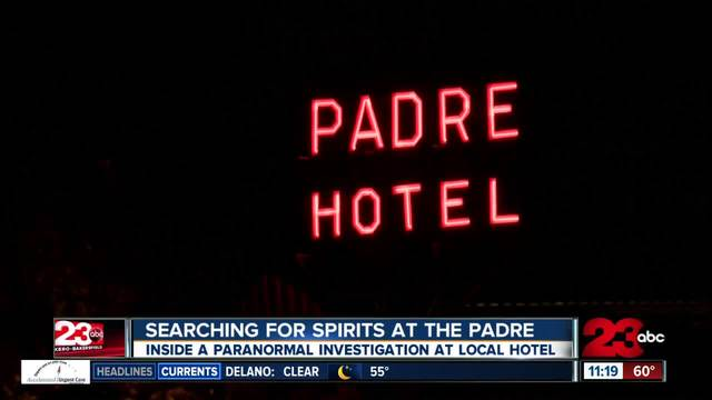 Padre Hotel in Bakersfield said to be haunted by ghost children