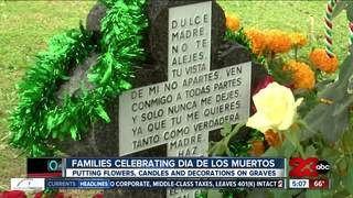 """Bakersfield celebrates """"The Day of the Dead"""""""
