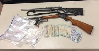 KCSO Gang Investigations Unit serves warrant