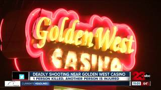 KCSO: 1 dead, 1 injured in shooting at Casino