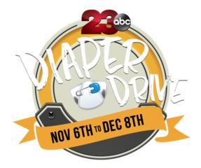 23ABC Diaper Drive