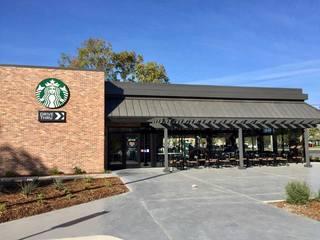 New Starbucks in Southwest Bakersfield