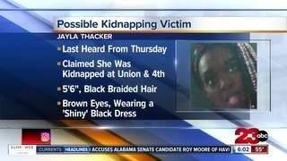 Missing juvenile found