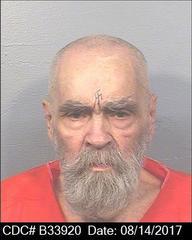 Charles Manson dies in a Bakersfield hospital
