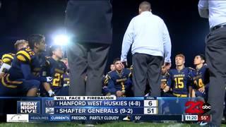 FNL varsity high school football - Quarterfinals