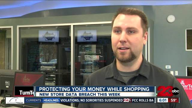 Protecting your money while shopping