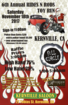 6th annual Kernville Rides 'n Rods Toy Run
