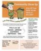Wasco hosting community clean up Saturday