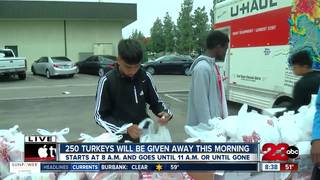 Free Thanksgiving meals to those in need