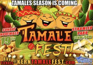 Kern Tamale Fest happening Sunday