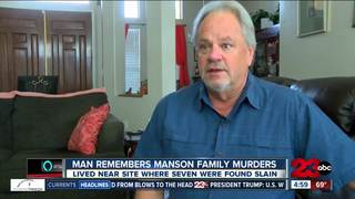 Local man remembers Manson Family Murders