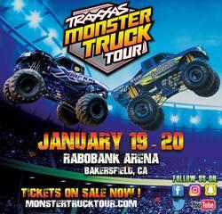 Traxxas Monster Truck Show rolls in Bakersfield