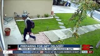 Tricks to keep packages safe during holidays