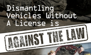 Dmv Launching Campaign To Combat Unlicensed Vehicle