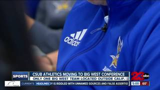 CSUB to move to Big West Conference in 2020