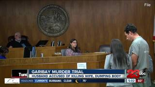 Day 2: Bakersfield man on trial for wife's death